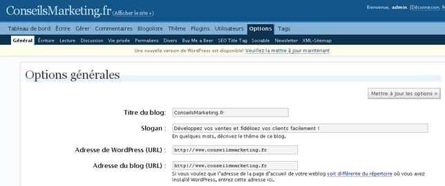 optimisation titre blog