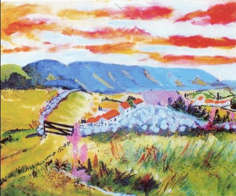 peintures sud de la france