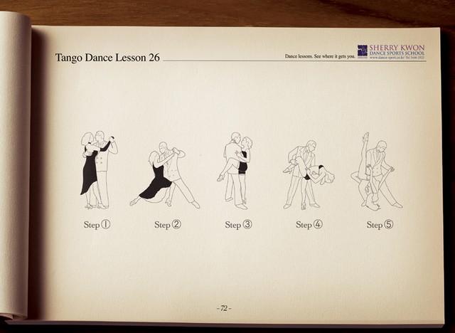 pub cours de danse