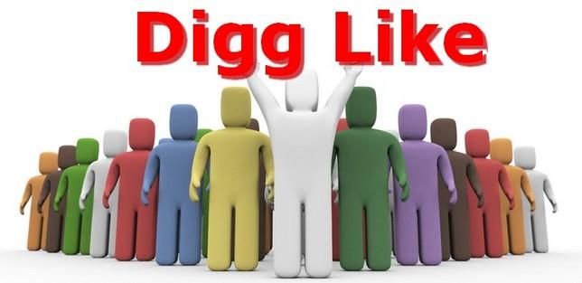 digg likes