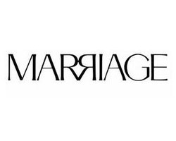 logo marriage