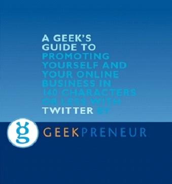 guide twitter geekpreneur