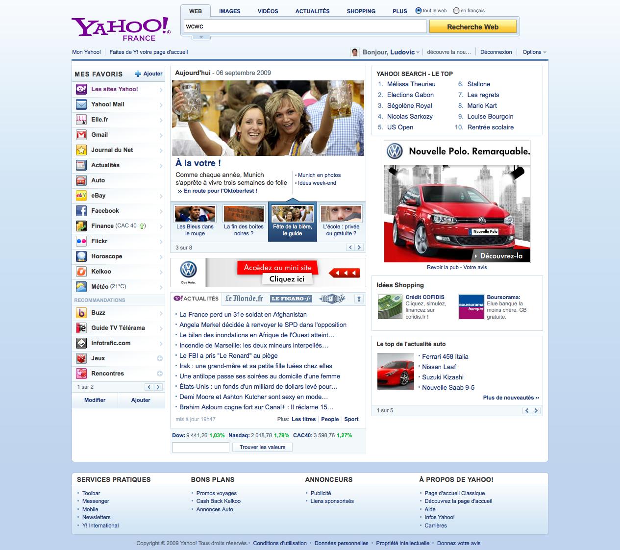 site yahoo