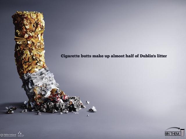 fumeur dublinois