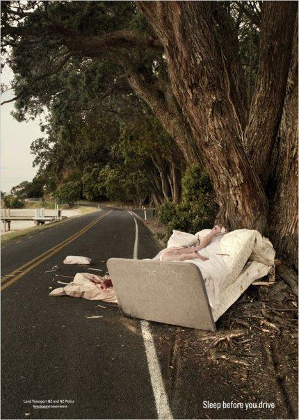 pub sécurité routière