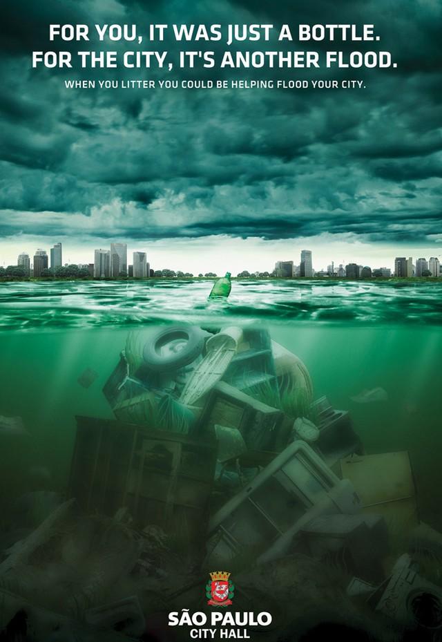 la pub du jour écologie