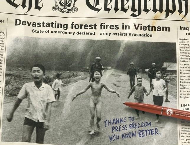 pub liberté de la presse