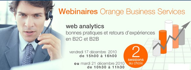 web séminaire web analytics
