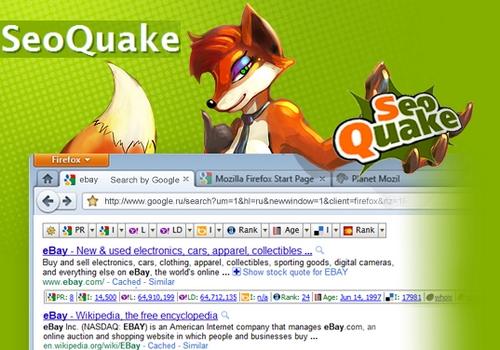 seo quake