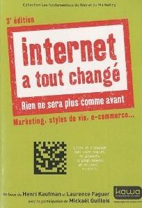 internet a tout changé…